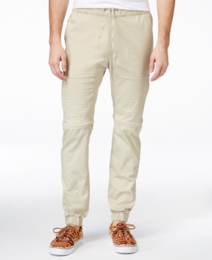 Ring of Fire Men's Biker Zip-Off Twill Pants, Only at Macy's