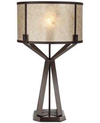 Pacific Coast Micah Shade Jasper Table Lamp
