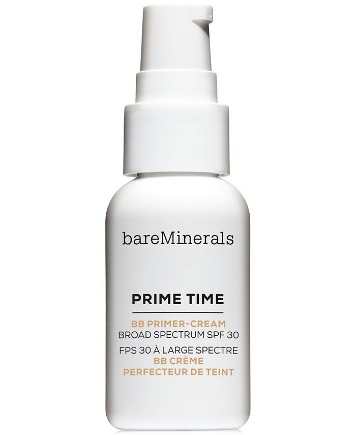 bareMinerals - Bare Escentuals  Prime Time BB Primer-Cream SPF 30, 1 oz