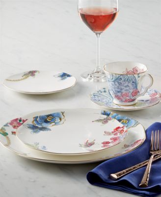 Butterfly Posy Cup and Saucer