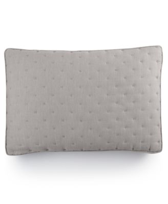 Hotel Collection Eclipse Quilted Standard Sham, Only at Macy's