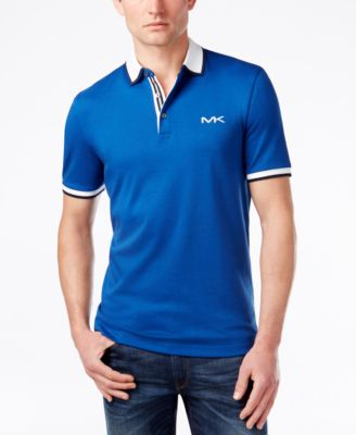 Image of Michael Kors Men's Embroidered-Logo Polo