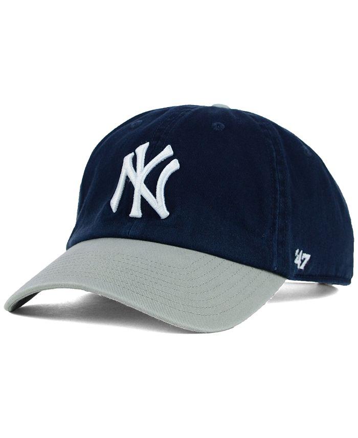 '47 Brand - New York Yankees Core Clean Up Cap