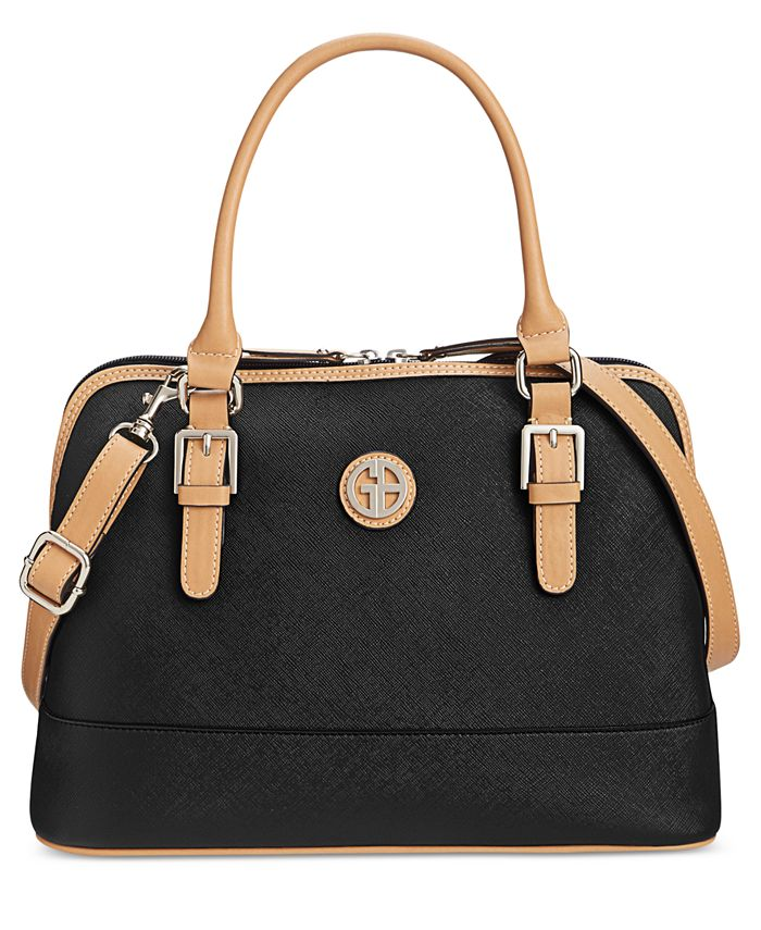 Giani Bernini - Saffiano Dome Satchel
