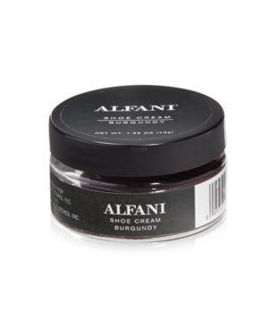 Alfani Burgundy Shoe Cream, Only at Macy's Men's Shoes