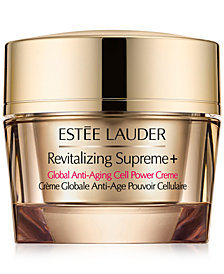 Estée Lauder Revitalizing Supreme+ Global Anti-Aging Cell Power Creme, 1.7-oz.