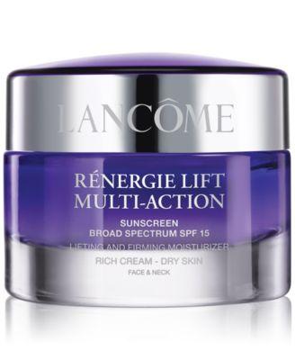 Rènergie Lift Multi-Action SPF 15 Rich Cream For Dry Skin, 1.7 oz.