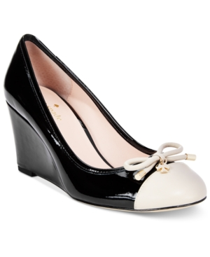 kate spade new york Kacey Wedge Pumps Women's Shoes