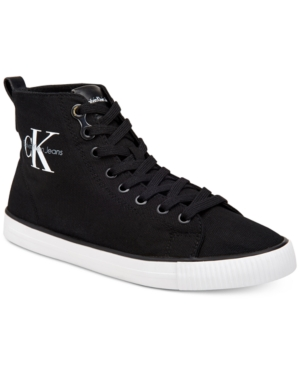 Calvin Klein Jeans Women's Dolores High-Top Logo Sneakers Women's Shoes
