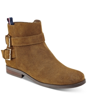 Tommy Hilfiger Julie Ankle Booties Women's Shoes