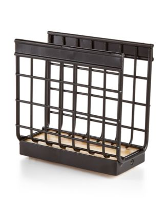 Martha Stewart Collection Wire Napkin Holder, Only at Macy's
