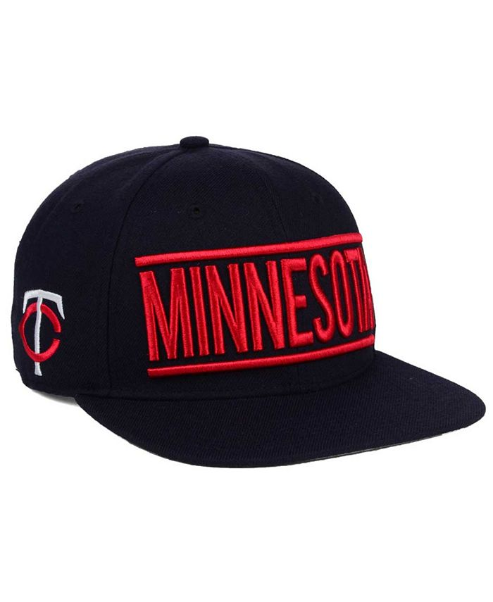 '47 Brand - Minnesota Twins TC On Track Snapback Cap