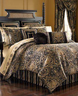 J Queen New York Paramount Queen Comforter Set