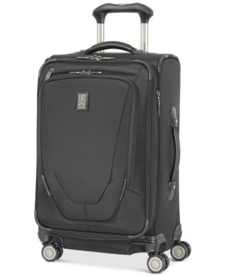 "Travelpro Crew 11 21"" Carry-On Expandable Spinner Suitcase"