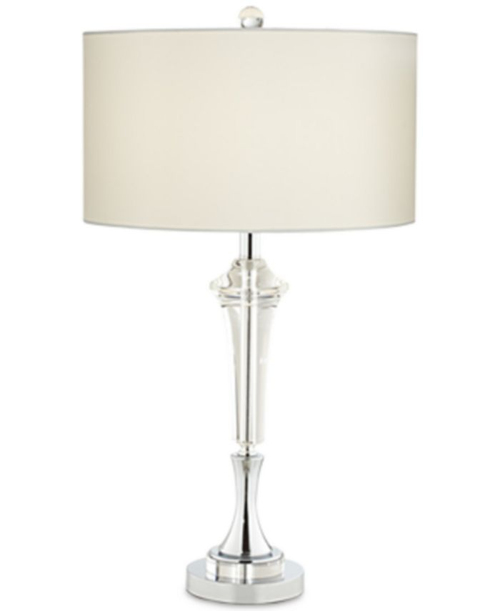 Pacific Coast - Crystal and Metal Table Lamp