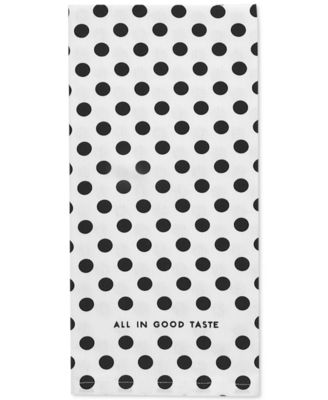 kate spade new york all in good taste Le Pavillion Kitchen Towel