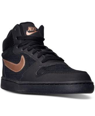 Nike Women's Court Borough Mid Premium