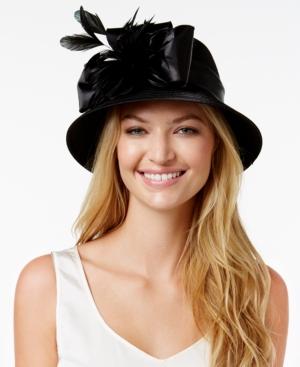 Edwardian Style Hats, Titanic Hats, Derby Hats August Hats Feminine Dress Cloche $23.80 AT vintagedancer.com