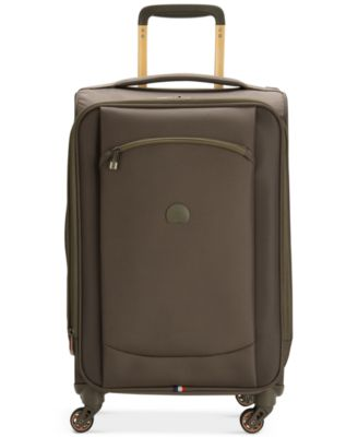 "Delsey Hyperlite 2.0 20"" Carry-on Expandable Spinner Suitcase, Only at Macy's"