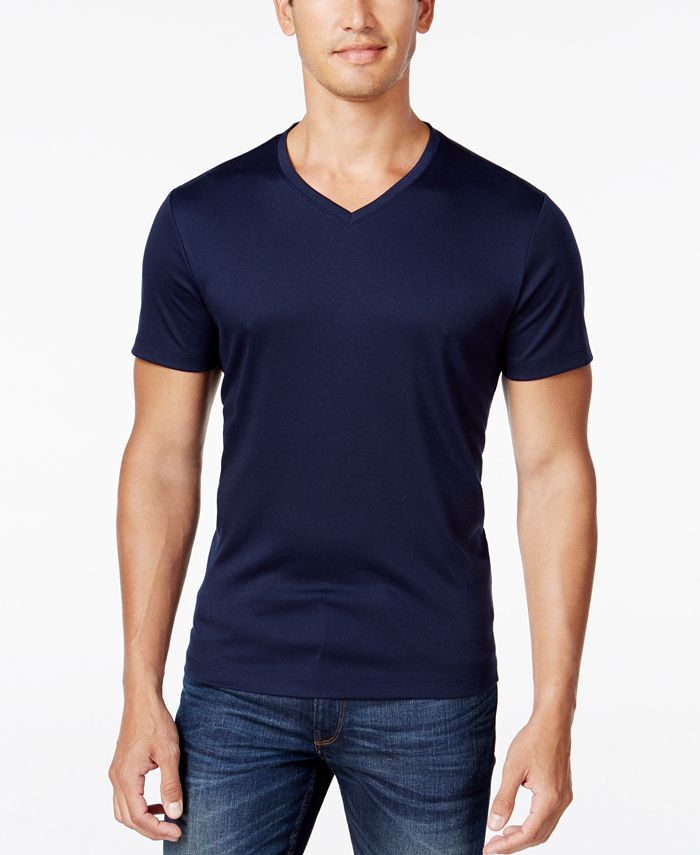 Alfani - Men's Travel Stretch T-Shirt