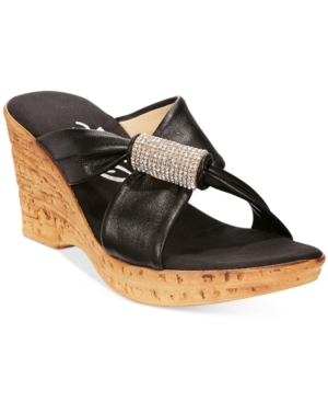 Onex Star Platform Wedge Sandals Women's Shoes