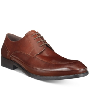 Kenneth Cole Reaction Men's Brick Road Moc-Toe Oxfords Men's Shoes