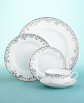 Martha Stewart Collection with Wedgwood Bouquet Dinnerware Collection