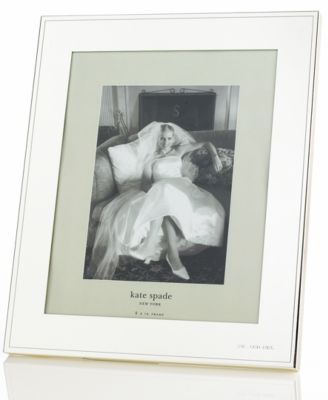 "kate spade new york Darling Point 8"" x 10"" Frame"