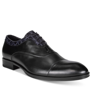 Roberto Cavalli Men's Benny Cap Toe Oxfords Men's Shoes