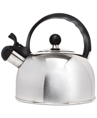 Primula 2.5-Qt. Stainless Steel Whistling Kettle