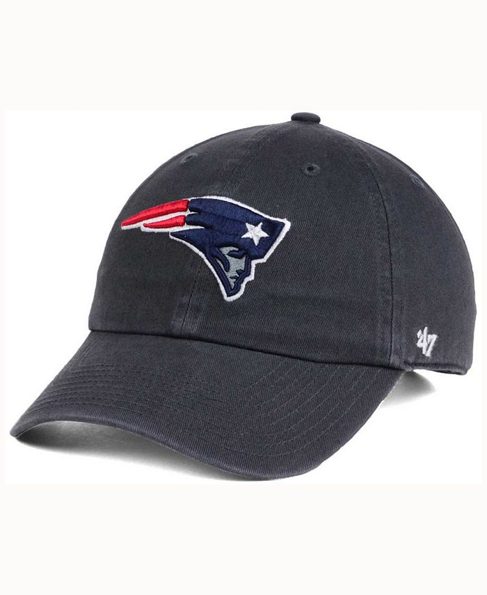 '47 Brand - New England Patriots Clean-Up Cap