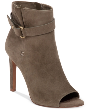 BCBGeneration Cassia Suede Booties Women's Shoes
