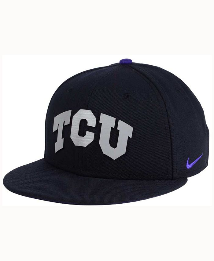 Nike - TCU Horned Frogs True Reflective Snapback Cap
