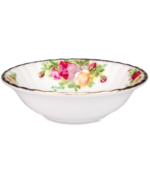 "Royal Albert ""Old Country Roses"" Fruit Dish, 4.5 oz"