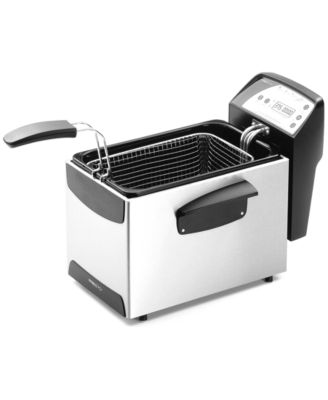 Presto 5462 Deep Fryer, Digital ProFry