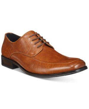 Alfani Men's Ralphie Moc-Toe Oxfords, Only at Macy's Men's Shoes