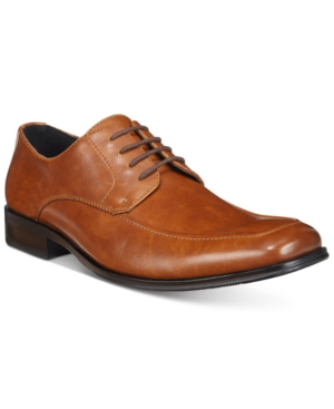 Alfani Men's Ralphie Moc-Toe Oxfords, Only at Macy's Men's Shoes