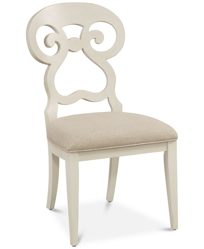 Furniture - Avery Parson Chair, Direct Ship