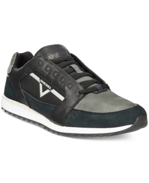 Diesel Men's V-Staffetta S-Fleet Sneakers Men's Shoes
