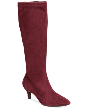 Aerosoles Afterward Tall Boots Women's Shoes