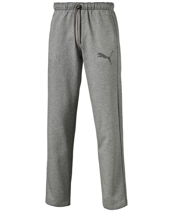 Puma - Men's T7 dryCELL Fleece Pants
