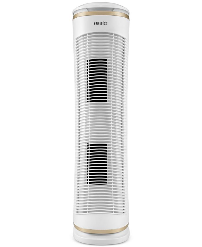 Homedics - AT-PET02 TotalClean Air Purifier with PetPlus™