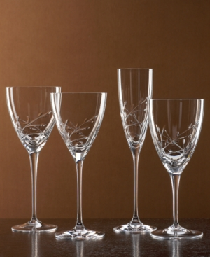 "Vera Wang ""Vera Leaf"" Iced Beverage Glass"