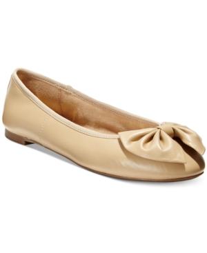 Circus by Sam Edelman Ciera Bow Ballet Flats Women's Shoes