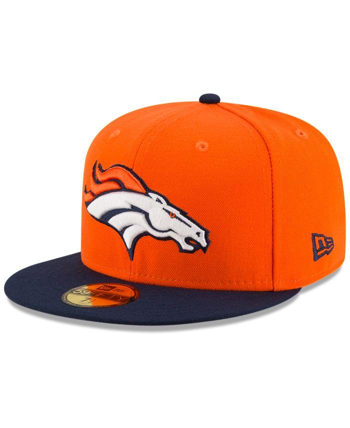 New Era - Denver Broncos Team Basic 59FIFTY Cap