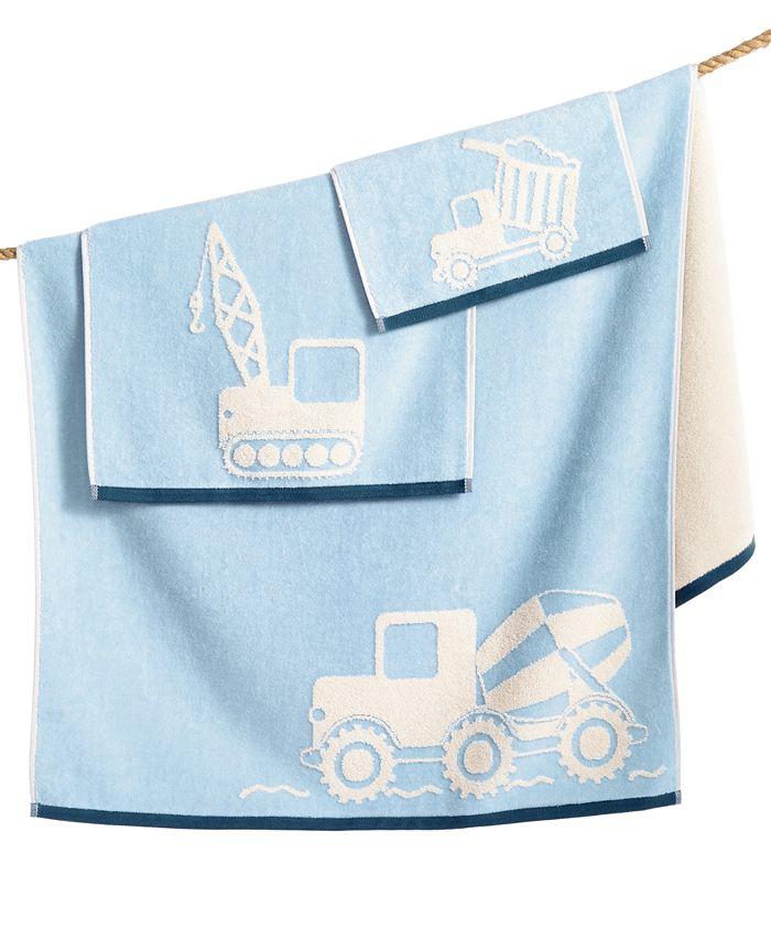 Cassadecor - Construction Fingertip Towel