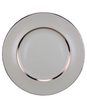 "Royal Doulton ""Platinum Silk"" Dinner Plate 10.5"""