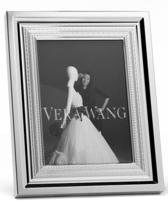 "Vera Wang Wedgwood With Love  8"" x 10"" Picture Frame"