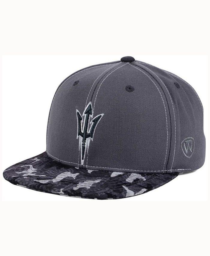 Top of the World - NCAA Luete Snapback Cap