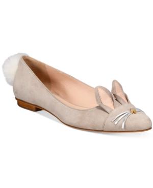 kate spade new york Edina Detailed Flats Women's Shoes